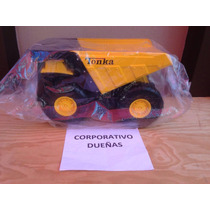 Camión Tonka Toughest Mighty Dump Truck