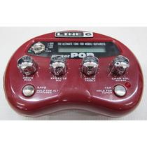 Procesador De Efectos Para Guitarra Line6 Pocket-pod
