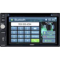Jensen Vx3022 2 Din 6.1 Touchscreen Usb Bluehtoot Dvd