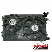 Radiador Vw Golf/ Polo Audi A3 2005 Kit Completo Original
