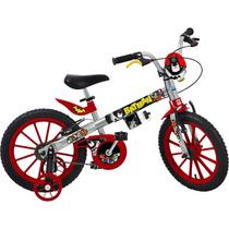 Bicicleta Aro 16 Batman Liga Da Justiça -bandeirante