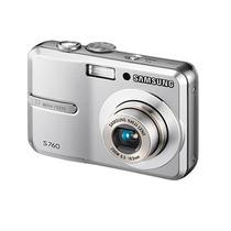 Câmera Digital 7.2mp Zoom Optico Samsung S760 Recertificado