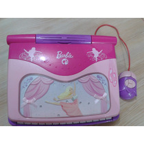 Music Laptop Barbie