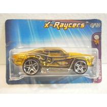 Hot Wheels 69 Chevelle Amarillo 1:64 2004 F.e.