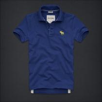 Camisa Camiseta Polo Abercrombie & Fitch Masculinas