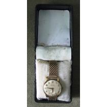Reloj Antiguo Aguila Antimagnetico De Pulsera Funcionando