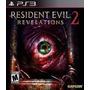 Resident Evil Revelations 2 Ps3 Digital - Jxr
