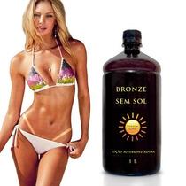 Liquido / Loção Para Bronzeamento A Jato 1000ml