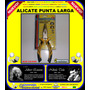 Alicate Punta Larga Plano / Marca Becker Usa /