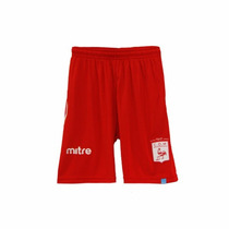 Short Deportivo Moron Mitre 2016 Rojo