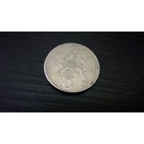 Moeda 10 Pence Elizabeth 2ª 1992 - Reino Unido