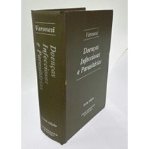 Livro Doenças Infecciosas E Parasitárias Ricardo Veronese