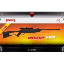 Rifle Deportiva Mendoza Inferno Diabolo Cal.5.5 Envío Gratis