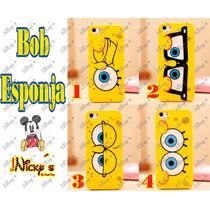 Funda Case Bob Esponja Iphone 5 5s 6s 6 6 Plus