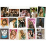 Lote 195 Figuritas Casi Ángeles 2008 Teen Angels Llená Álbum