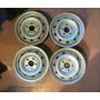 Juego De Rines 15 Fiat Ducato Originales Fiat Precio X Jueg