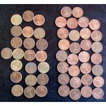 1 Centavo De (22) 1973 (30) 1997 Se Vende Lote De 52 Moneda