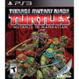 Juego De Play 3 --- Teenage Mutant Ninja Mutants In Manhatta