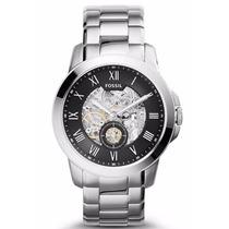 Relógio Fossil Automático Me3055 - Garantia Fossil Brasil