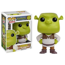 Funko Pop Shrek Ogro Dream Works De La Pelicula Vinyl Nuevo
