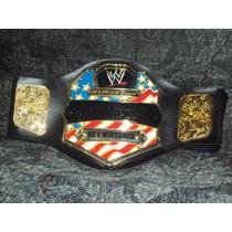 Cinturon De La Wwe P/niño De Parejas Pesados Norte America