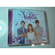 Cd Violetta Disney Nuevo Sellado De Fábrica 100% Original