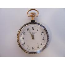 Relógio Patek Philippe De Bolso Exclusivo Não É Gondolo