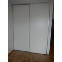 Kit Frente Placard Aluminio Puerta Melamina X M2 Oferta