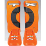 Legguards + Kickers Hockey Tk T2 Combo Pads Patitos Arquero