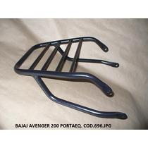 Bajaj Avenger 200 / 220 Portaequipaje Trasero