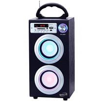 Caixa De Som Bluetooth À Bateria Torre Bluetooth Sp106 - 30w