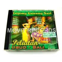 Legong Gunung Sari Peliatan Ubud Bali Cd Raro 1993 Indonesia