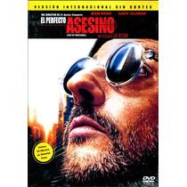 Dvd El Perfecto Asesino ( Leon ) 1994 - Luc Besson / Jean Re
