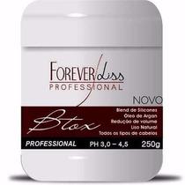 Forever Liss Botox Btox Capilar Argan Oil 250gr