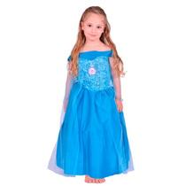 Disfraz Frozen Elsa Anna Original Disney