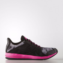 Zapatillas Adidas Training Gymbreaker Bounce Negro Y Fucsia