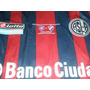 Camiseta De San Lorenzo La Final Libertadores 20 Ortigoza