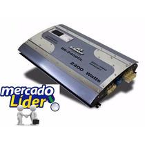 Modulo Digital B.buster Bb-2400gl Mosfet - 04 Canais