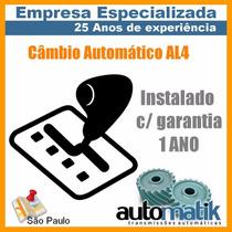 Cambio Picasso / C3 / C4 - Caixa Transmissao Automatica Al4