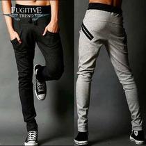 Nuevo Modelo Pants Harem Baggy Jogging Pocket