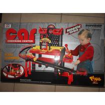 Taller De Autos Infantil Car Checking Center