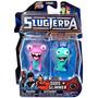 Slugterra Serie 3 Mini Figura 2-pack Espuma & Glimmer [incl