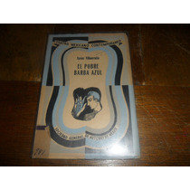 Libro El Pobre Barba Azul Xavier Villaurrutia