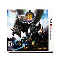 Monster Hunter 3 Ultimate Nuevo - Nintendo 3ds