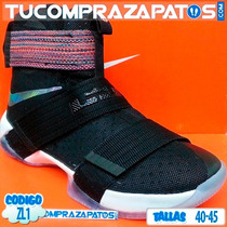 Zapatos Nike Zoom Lebron Sodier 10