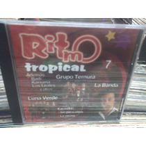 Ternura Ritmo Tropical 7 Cd Original Lacapsula