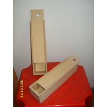 Cajas Souvenir Tapa Corrediza Mdf-fibrofacil $18 C/u
