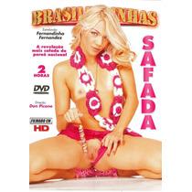 Dvd - Safada - Fernandinha Fernandez - Brasileirinhas (usado