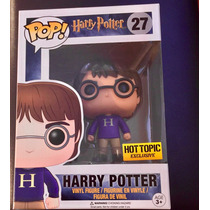 Funko Pop Harry Potter Exclusivo Hot Topic Super Exclusivo!!