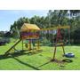 Playground Em Madeira C/ 15 Brinquedos<br><strong class='ch-price reputation-tooltip-price'>R$ 3.985<sup>00</sup></strong>